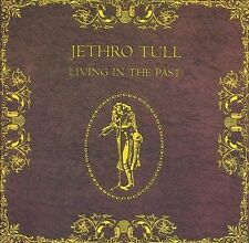 JETHRO TULL Living in the Past(CD, Jul-1990, Chrysalis Records)