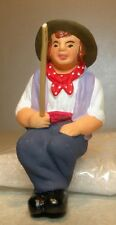 NEW Fisherman to be Seated 7 cm Santons Didier