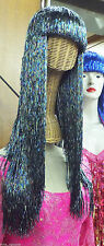 Da NeeNa WIG3 Bead Fancy Cher Showgirl Berlesque Cabaret Drag Cher Beaded Wig