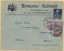 12.03.1926 Espresso da Milano per Zurigo