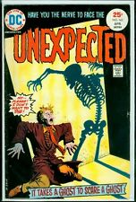 DC Comics The UNEXPECTED #163 VG 4.0