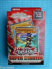 Yu-gi-oh Space-Time Showdown Super Starter Deck ENG 1st Edition NEW BNIB
