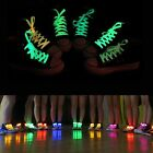 LED Shoelace Luminous Colorful Shoestring Flash Strap for Party/Outdoor Night