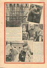 Parvis de Notre-Dame de Paris/Société Centrale de Sauvetage 1936 ILLUSTRATION