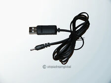 USB PC Charging Cable Power Cord For T-Mobile LG G-Slate Optimus Pad V900 V909