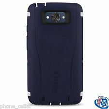 OEM Otterbox Defender Series Nautical Blue Shell Case for Motorola DROID Turbo