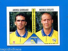 CALCIATORI PANINI 1995-96 Figurina-Sticker n. 396 - CHIEVO VERONA -New