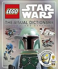 **NEW** - LEGO Star Wars Visual Dictionary (Hardcover) ISBN1409347303