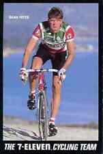 SEAN YATES Team 7 ELEVEN 89 Cycling cyclist cyclisme Hoonved eddy merckx bikes