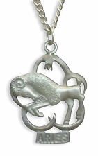Aries Necklace Zodiac Astrology Sign March 21 - April 19 NK-ARI