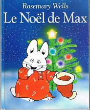 Le Noël de Max * Rosemary WELLS * Lutin Poche * Ecole Des Loisirs french