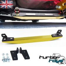 GOLD CHROME LOWER TIE BAR fits HONDA CIVIC EP2 EP3 INTEGRA DC5 EM2 TYPE R BEAKS