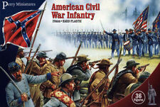 AMERICAN CIVIL WAR INFANTRY - PERRY MINIATURES - 28MM - ACW