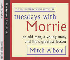 Tuesdays with Morrie: An Old Man, a Young Man, and Life's Greatest Lesson by Mi…