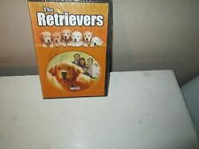 THE RETRIEVERS rare Family dvd Golden Retriever BETTY WHITE Robert Hays NEW