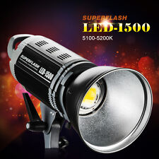 Pergear LED-1500 Studio LED Video light 220V Bowens Mount +Reflector kit