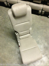 2011-13 HONDA ODYSSEY TAN CLOTH MIDDLE JUMP SEAT PLUS ONE CONSOLE CUP HOLDER