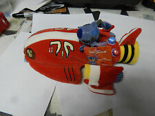"Lilo And Stitch Soft Space Cruiser. New W/Tags. 15"" Long, 11"" Wide, New, Box 2"