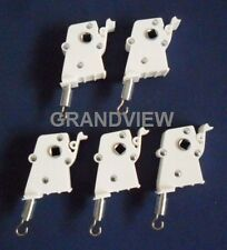 5 pcs White Wand Tilt Control Venetian Blinds Parts Wand Tilter For High Profile