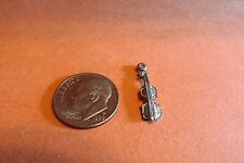Fifty Pewter Violin Charms