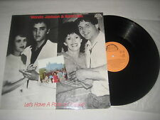 Wanda Jackson & Karel Zich - let's have a Party in Praque  Vinyl LP