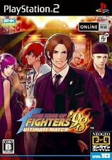 PS2 NEOGEO online collection The King of Fighters 98 Ultimate Match [NTSC-J]