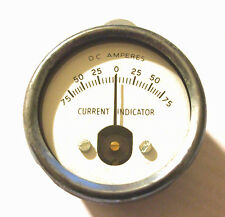 Durite Induction Ammeter 75-0-75amps     COA4