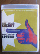 SUPPORT YOUR LOCAL SHERIFF / GUNFIGHTER (Blu-Ray) TWILIGHT TIME - BRAND NEW!!!