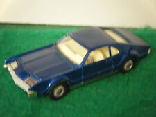 "Corgi No: 264 ""Oldsmobile Toronado"" - Blue (Original 1960's)"