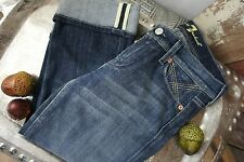 7 for all mankind Caprijeans * 3/4 Hose * Basic * Detailverliebt * W25 - Gr 34