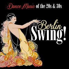 CD Berlin Swing d'Artistes divers la Beste de il dorés Temps