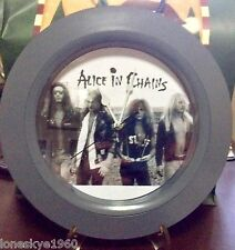 ALICE IN CHAINS GRUNGE/ALTERNATIVE ROCK BAND Memorablia Collectors' Wall Clock
