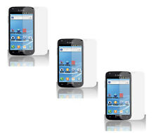 3 x Clear Custom Screen Protector for T-Mobile Samsung Galaxy S 2 II S2 SGH-T989