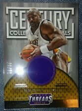 KARL MALONE 2015-16 THREADS Century Collection Materials GU Jersey Relic  /75