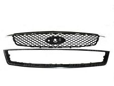 Ford Focus 2005-2007  Front Radiator Grille with Black Surround   IMP