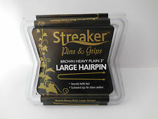 """Heavy Plain 3"""" (Inch) Bobby Hair Pin. Hair Styling Invisible Clamp Pack of 500"""