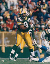 Reggie White ~ GB Packers ~ 8x10 Actual Photo ~ NOT A REPRINT - Free Top Loader