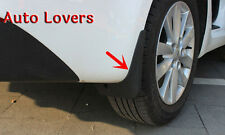 ★Premium Quality CUP/OE Type Mud Flaps Guard For Hyundai Accent-Finest Plastic★