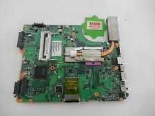 Toshiba Satellite A500 Intel Motherboard V000198110 with CPU and Heatsink