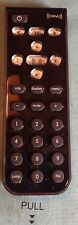 New Universal Xm remote control onyx xmp3 Xpress W/ new battery. Extra Buttons