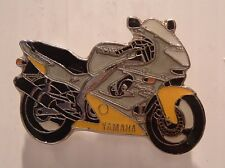 MEGA RARE YAMAHA MOTORCYCLE THUNDERCAT YZF600 SUPERBIKE PIN BADGE 573 V LTD