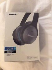 BOSE® QuietComfort 25  Noise Cancelling headphones (sealed)