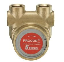"Procon Pump 140 GPH series 2 brass 3/8"" NPT ports model: 112A140F11XX Carbonator"
