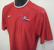 Nike HOLLAND Football Shirt Dutch Soccer Jersey KNVB Training Voetbalshirt M