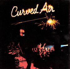 Curved Air - Live (UK Sealed CD)