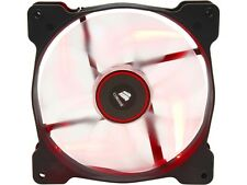 Corsair Air Series SP140 140mm Red LED High Static Pressure Fan Cooling - single