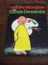 HISTOIRE MONDIALE DE LA BANDE DESSINEE