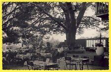 cpsm 13 - LA CIOTAT PLAGE (Bouches du Rhône) Terrasse de l' HÔTEL BEL OMBRA