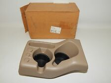 New OEM 1998-2001 Ford Ranger Front Coin Cup Hoder Tray Beige Tan Console