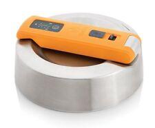 BioLite KettleCharge 10 Watt Personal Scale Generator Stainless Steel/Orange